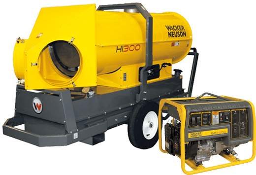 Whacker Neuson Power Generation Solutions - Industrial Products & Construction Rentals Yellowknife Canada