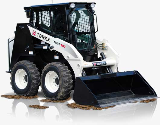 Terex Front Loader Rental
