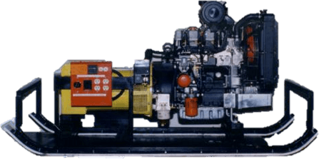 Custom Diesel Generator | Custom + Diesel Power Generators and Batteries | Yellowknife Canada